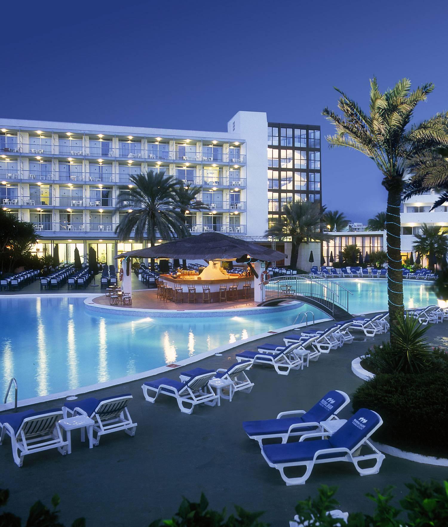 Instalaci n centralita telef nica hotel marina panorama ibiza for Hotel panorama hotel